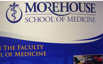 Photo of Morehouse Booth