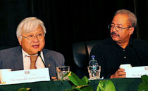 Honorable Michael Honda and Honorable Chaka Fattah
