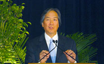 Photo of Howard K. Koh, MD, MPH