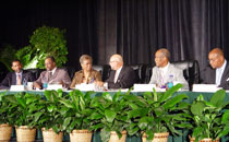 Mr. Michael Rashid, Hon. Jewell Williams, Ms. LaVarne Burton, Hon. Joe Armstrong, Hon. Calvin Smyre, Hon. Rodney Ellis