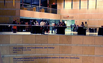 National Constitution Center Reception