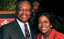 Dr. David Rivers and Ms. Ingrid Saunders Jones